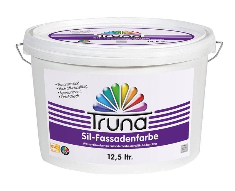Truna_Sil-Fassadenfarbe